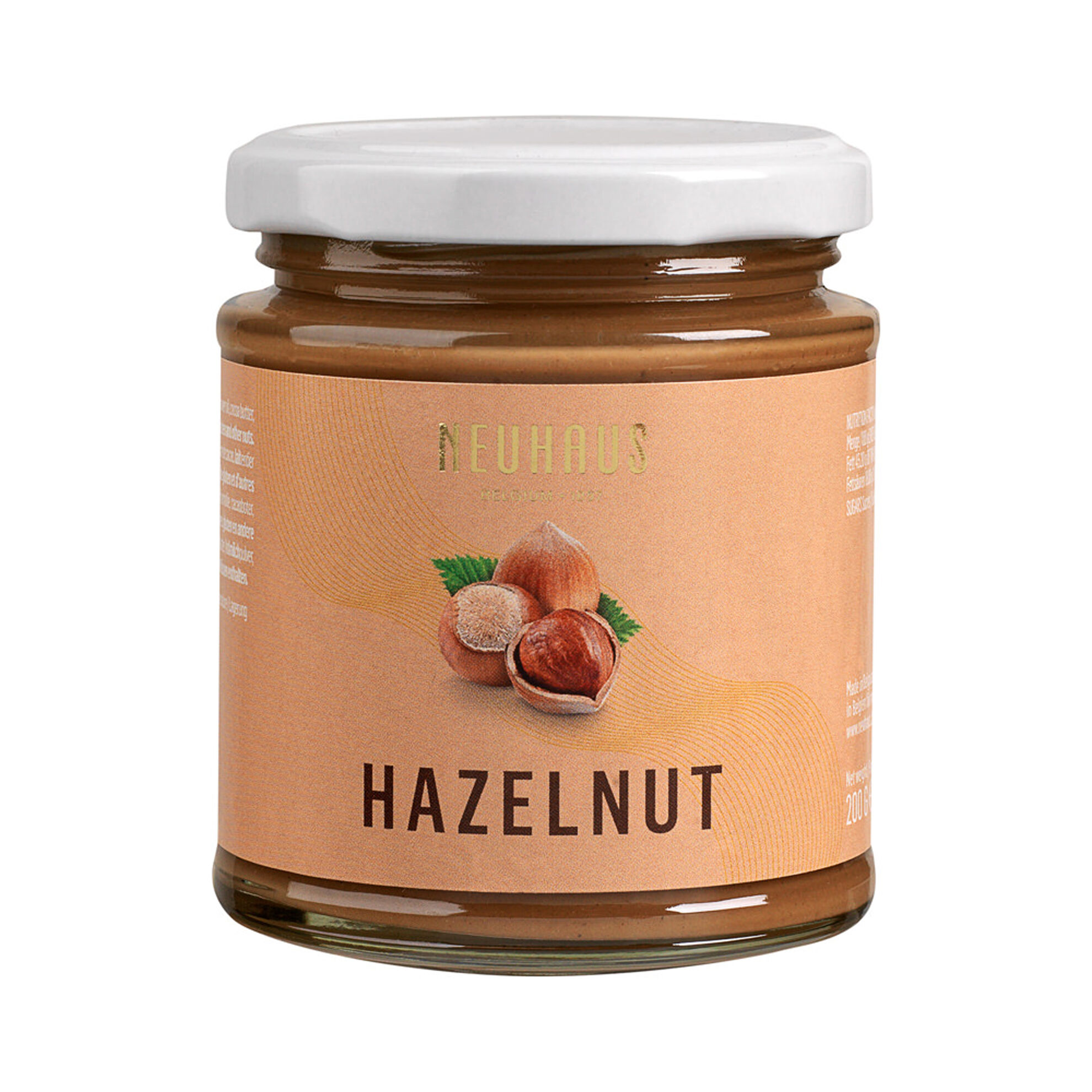 Crunchy Hazelnut Spread image number 01