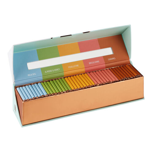Carre Pencil Box All Milk image number 01