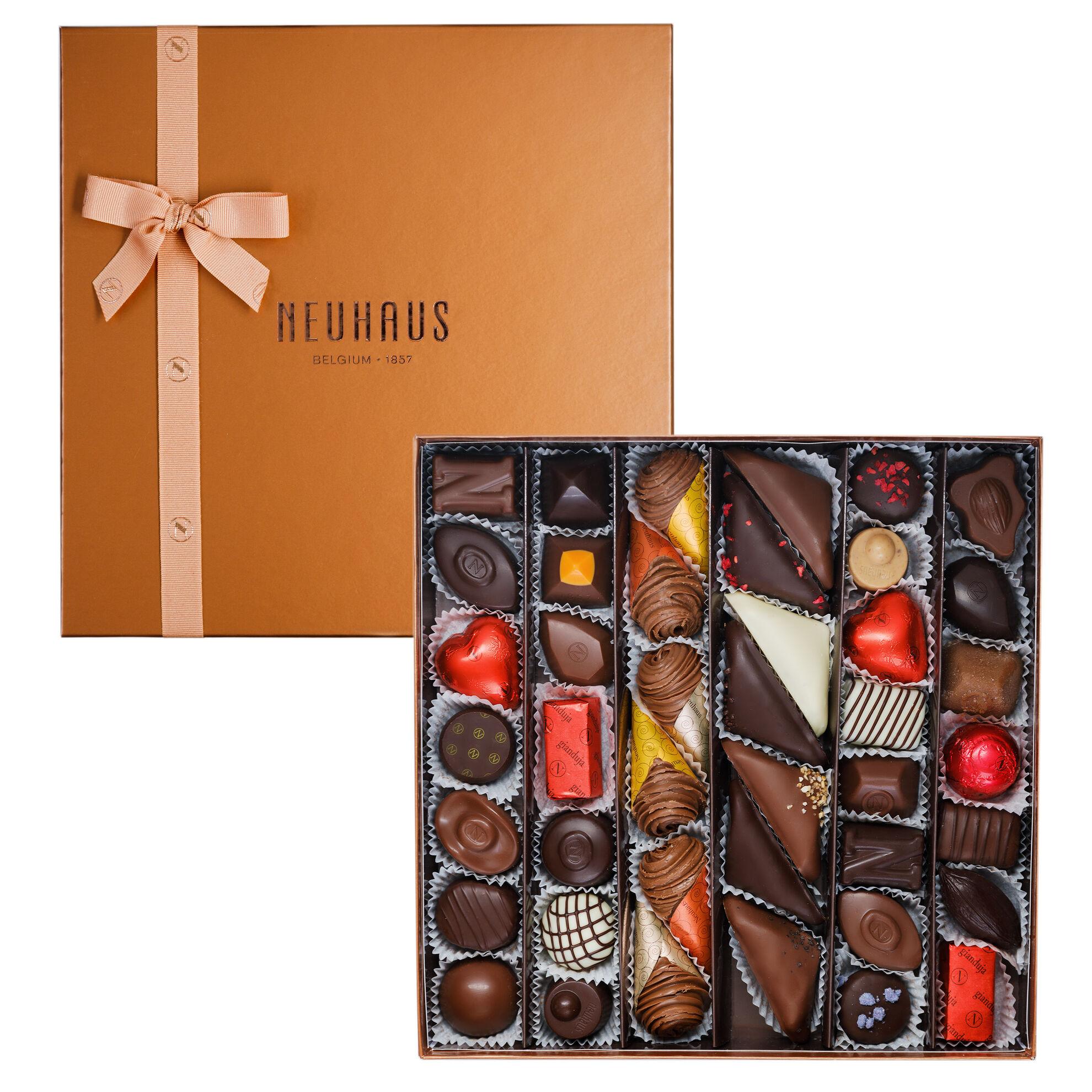 Luxury Belgian Chocolate Gift Box by Neuhaus 42 pcs image number 01