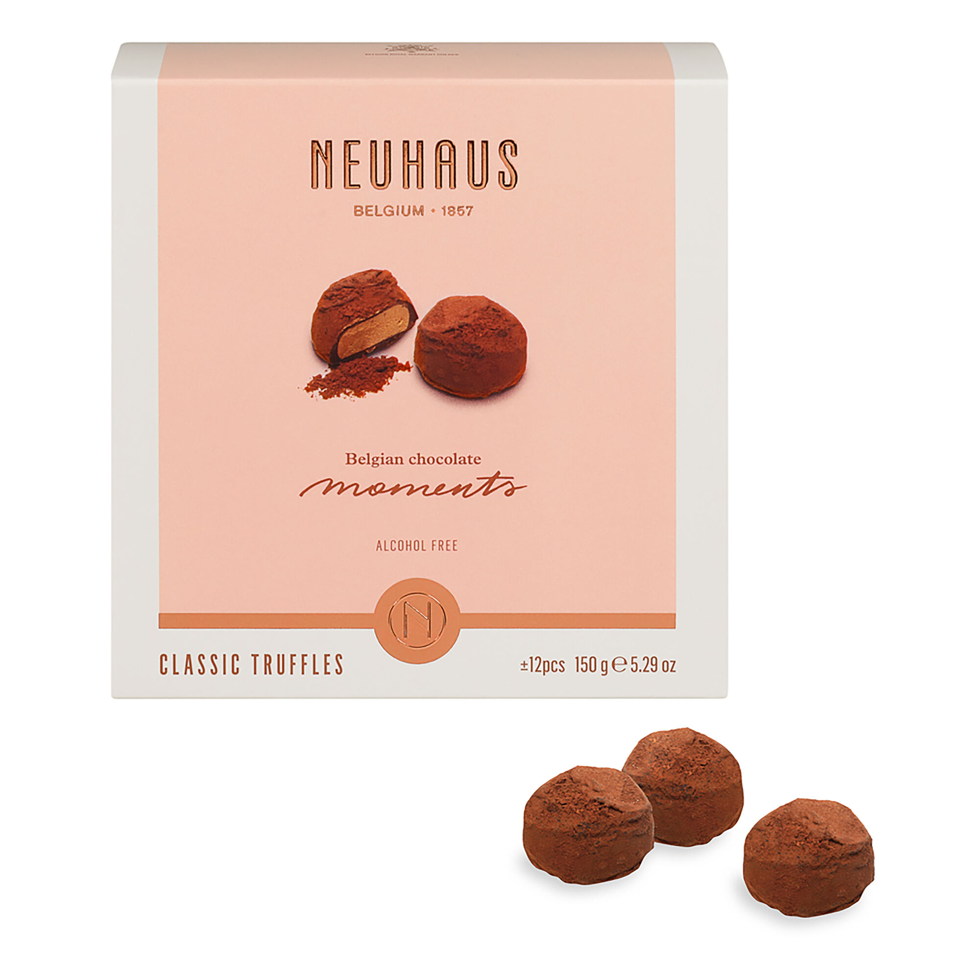 Belgian Chocolate Moments - Classic Truffle image number 11