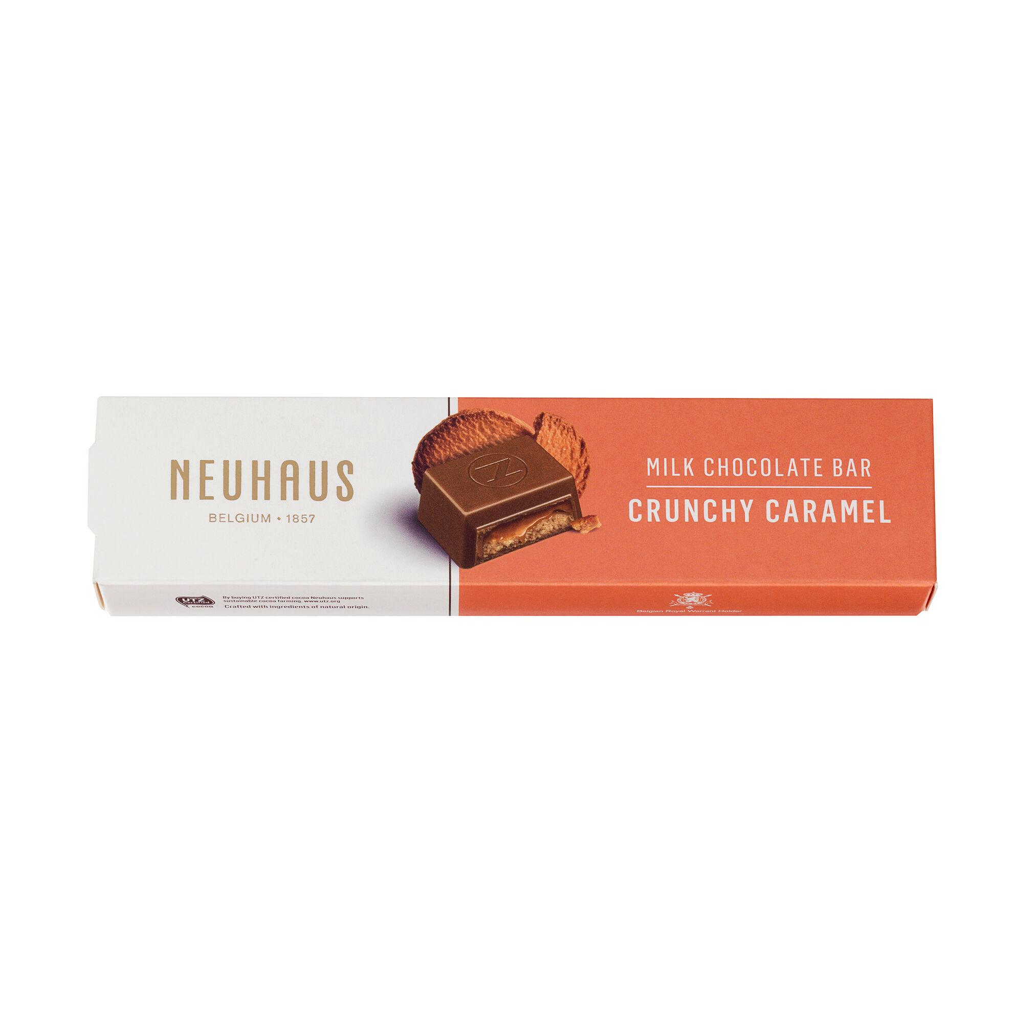Milk Chocolate Bar - Crunchy Caramel image number 11
