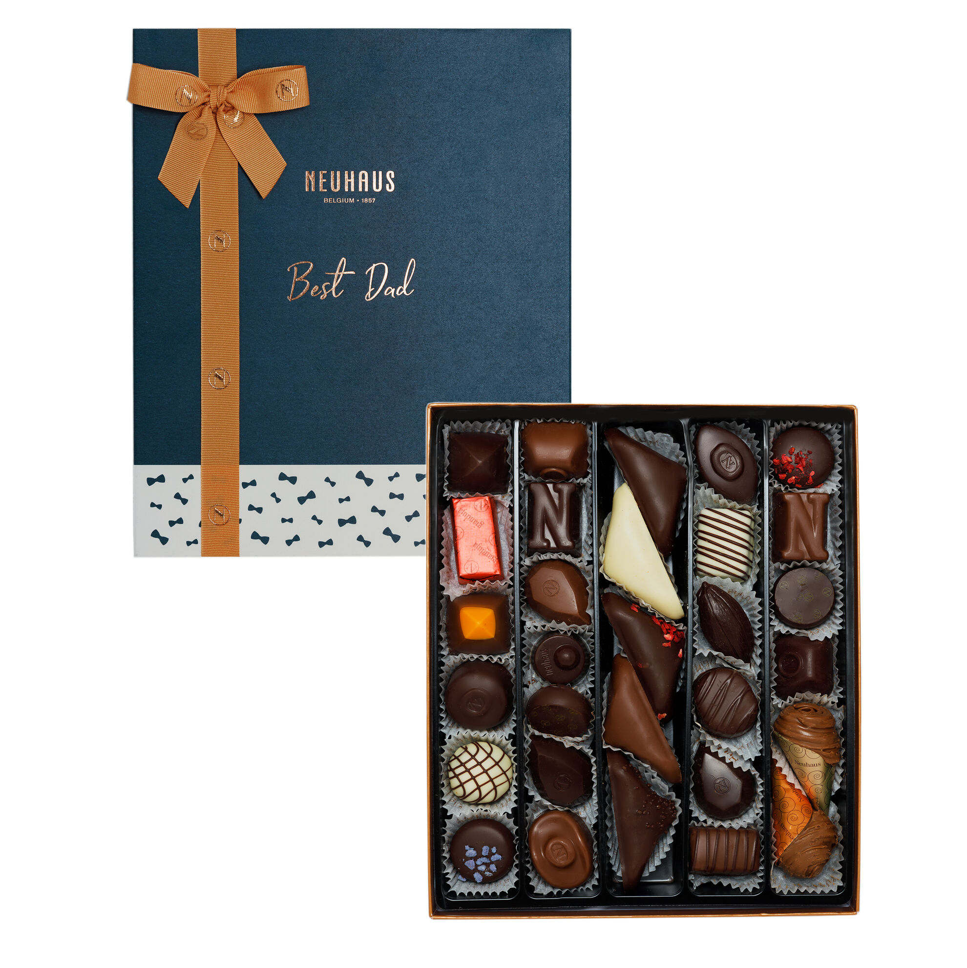 Best Dad Chocolate Collection, 30pc image number 01