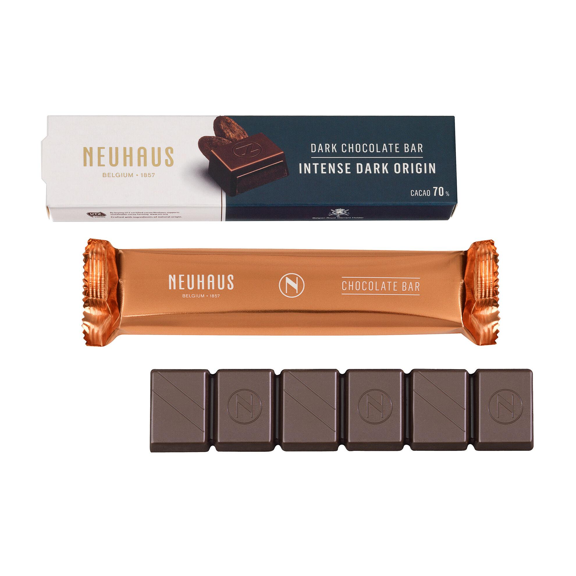 Dark Chocolate Bar - Intense Dark Origin image number 01