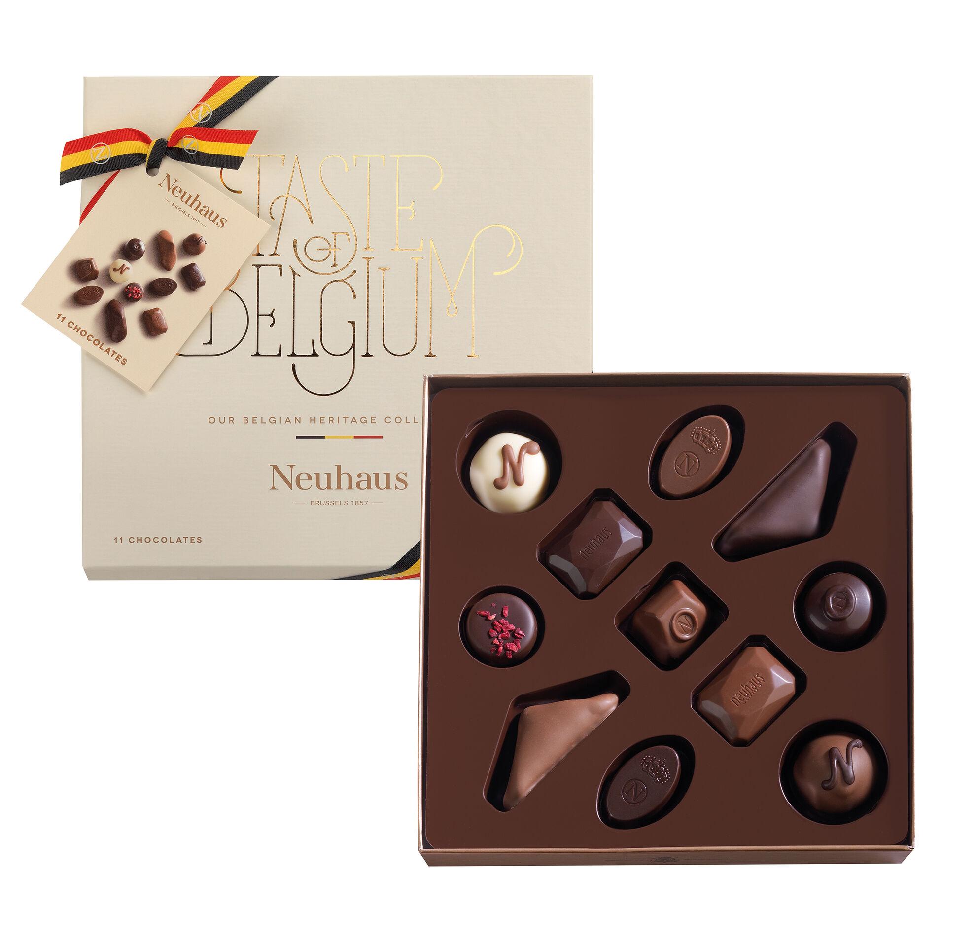 Taste of Belgium Gift Box 11 pcs image number 01