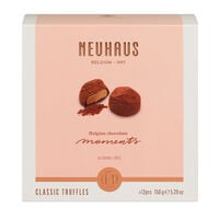Belgian Chocolate Moments Classic Truffles 150g