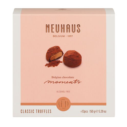 Belgian Chocolate Moments - Classic Truffle image number 01