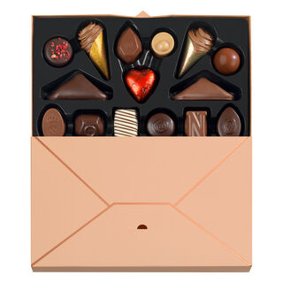 Chocolate Letter Box