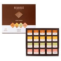 Belgian Chocolate Squares - Carré Crunchy Milk 40 pcs