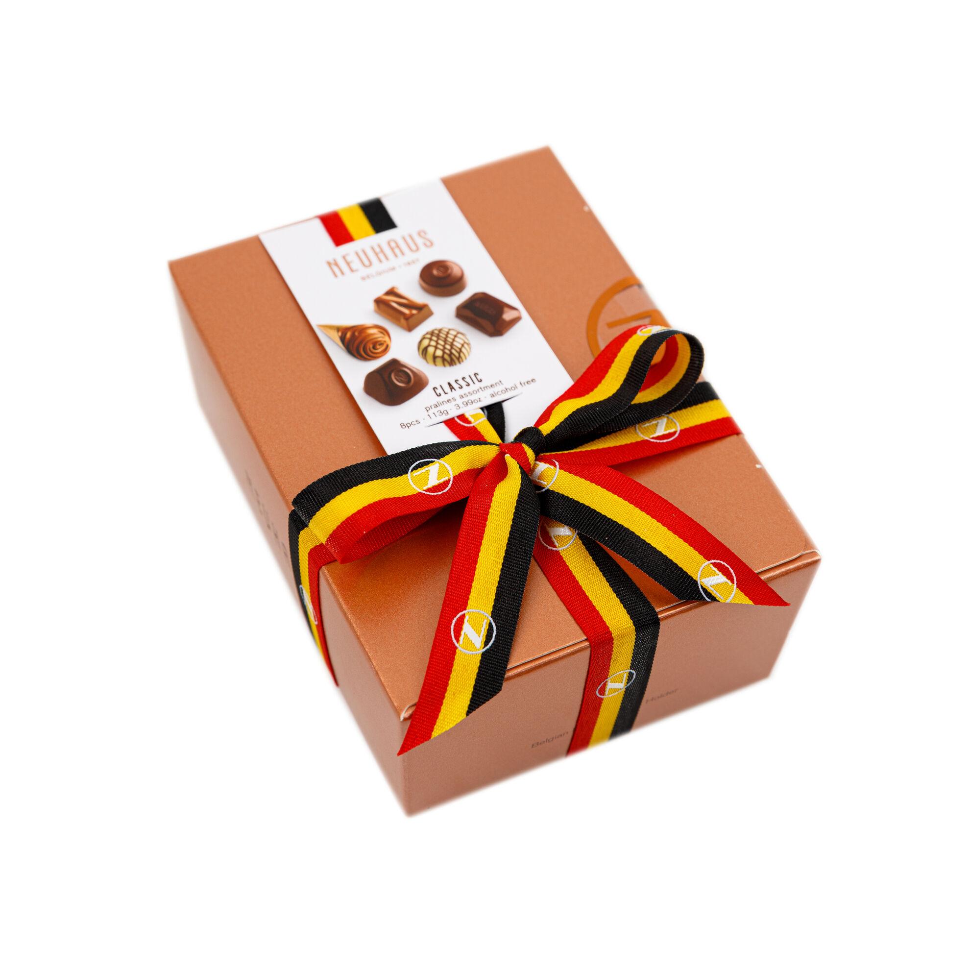 FREE GIFT 8PC BALLOTIN BELGIAN FLAG image number 01