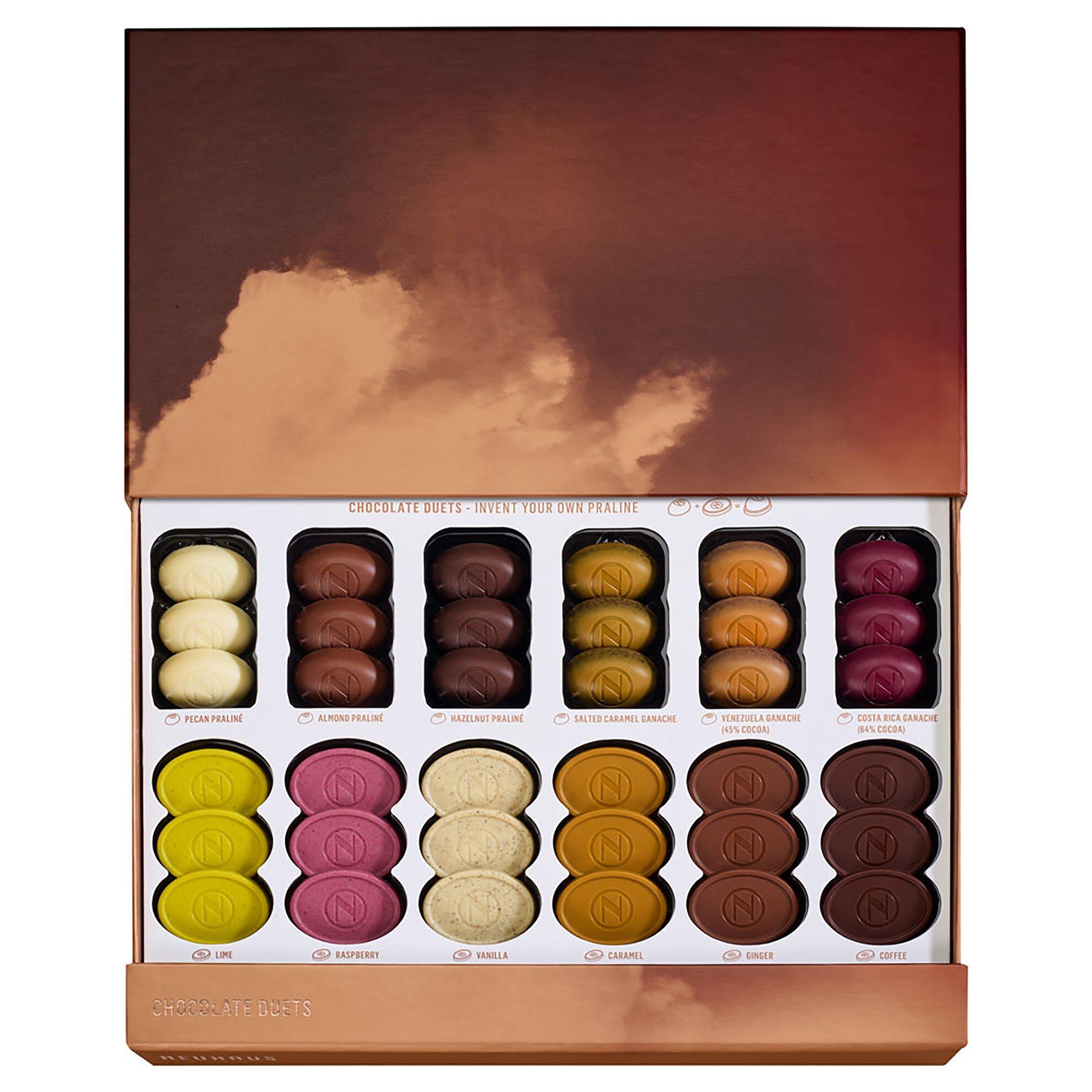 Chocolate Duets Schuifdoos image number 21