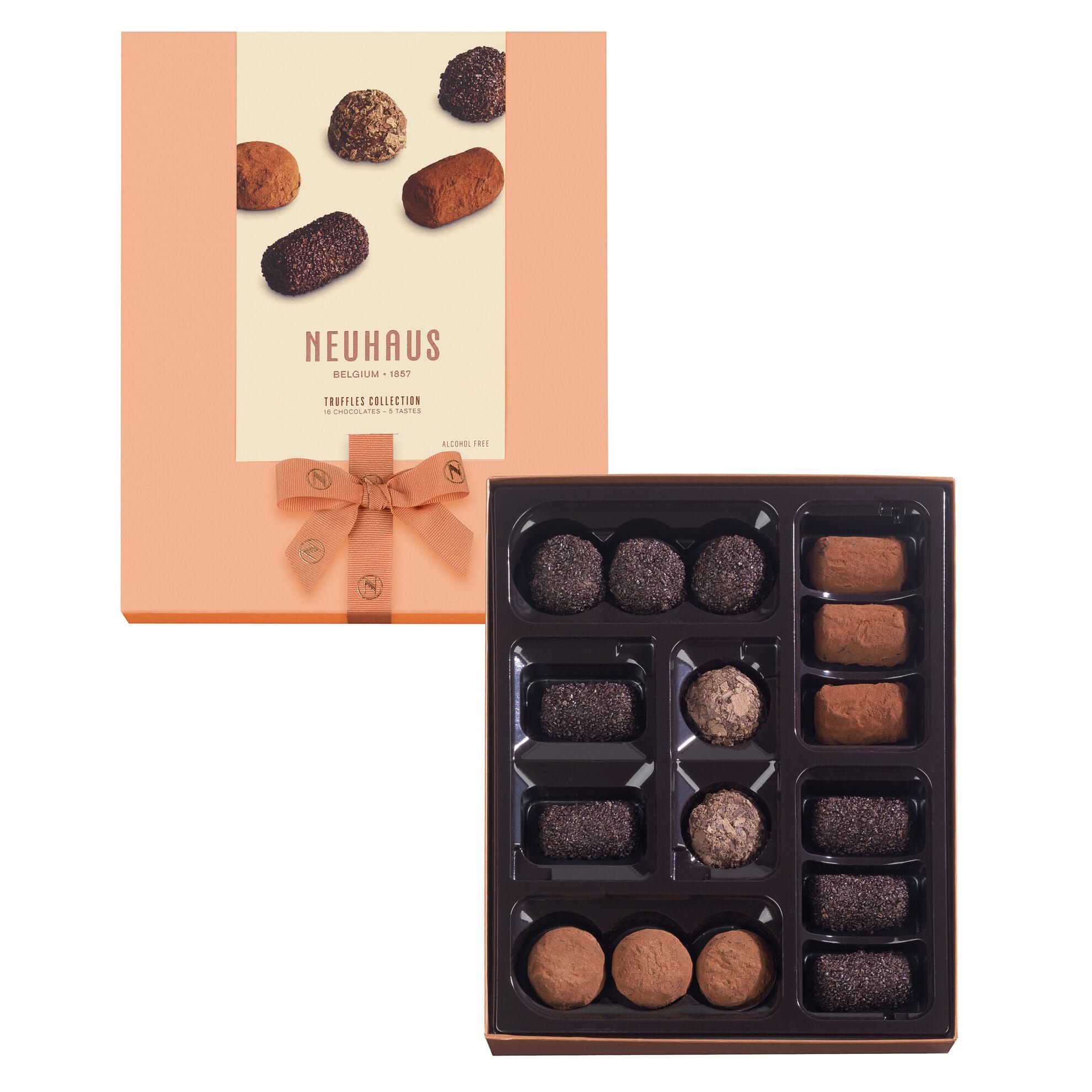Neuhaus Collection Truffles Cocoa 16 pcs image number 01