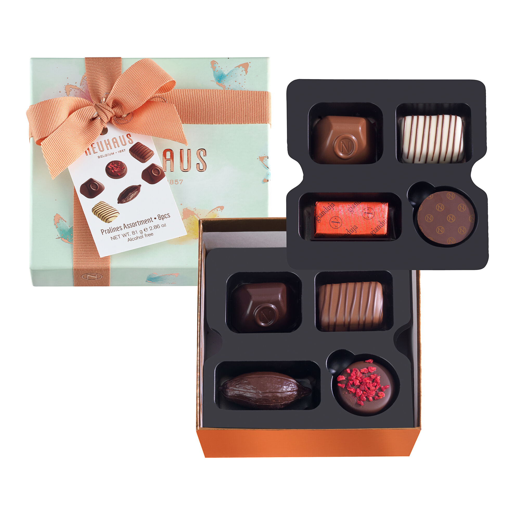 Spring Small Square Gift Box image number 01