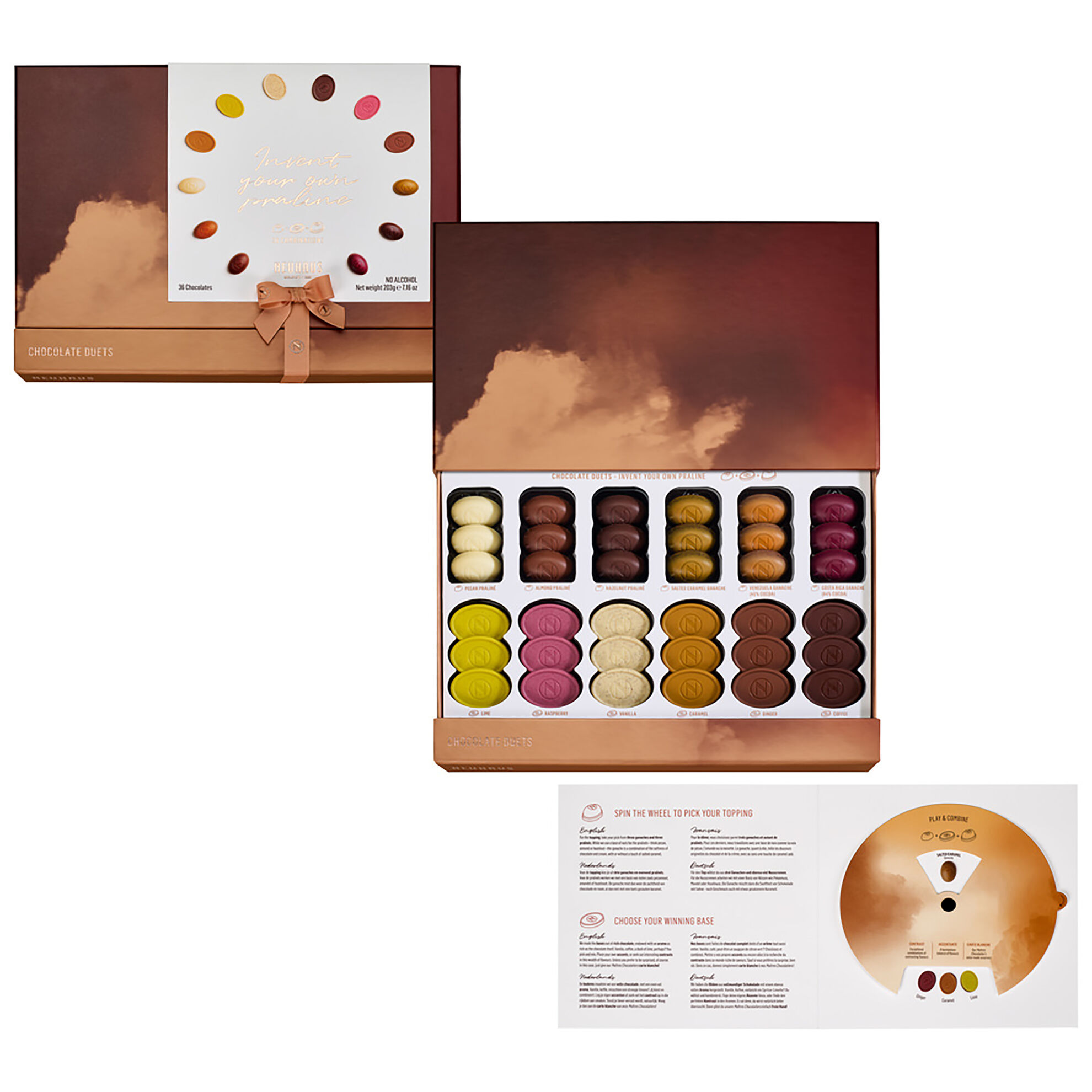 Chocolate Duets Slider Box image number 21