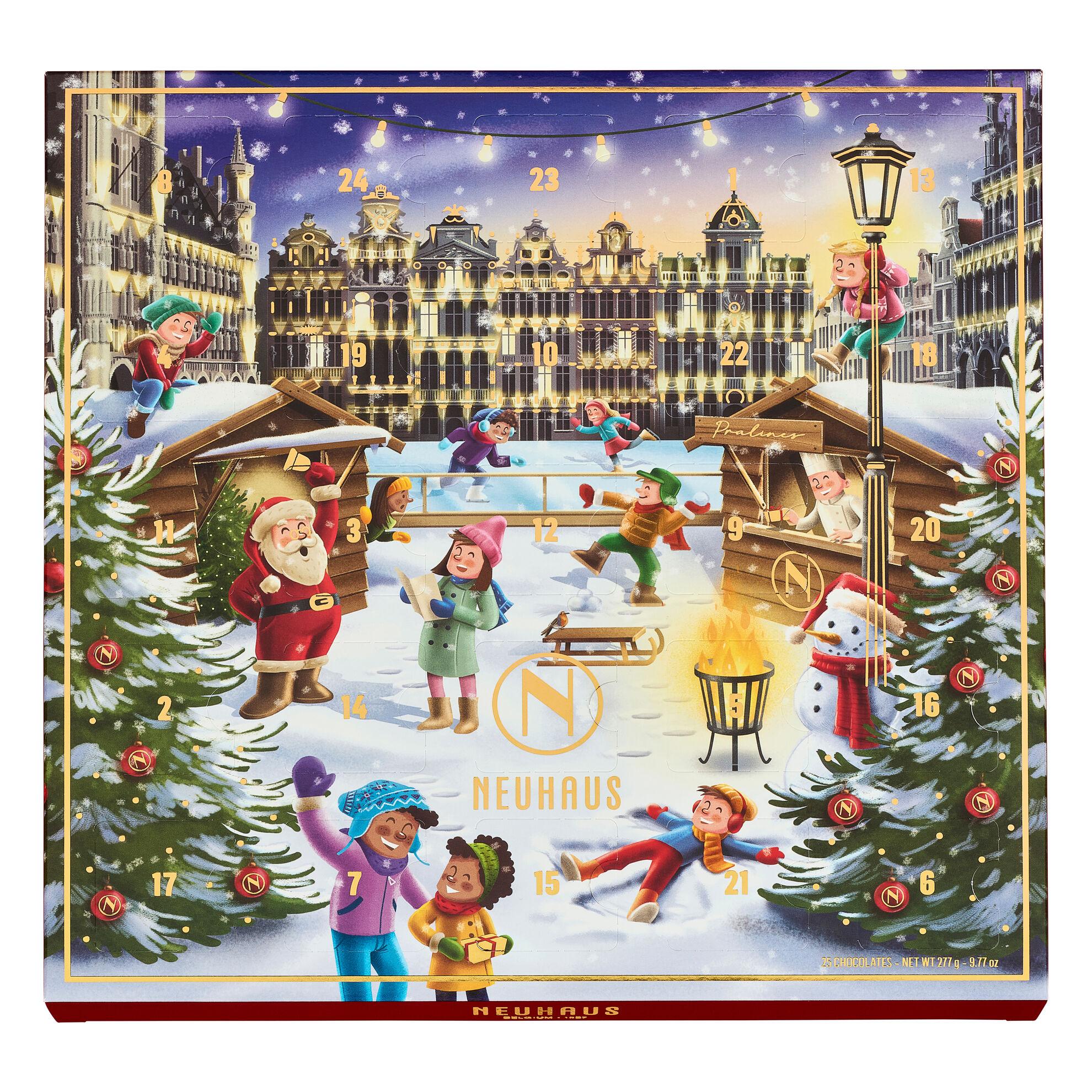 Classic advent calendar 2021 image number 01