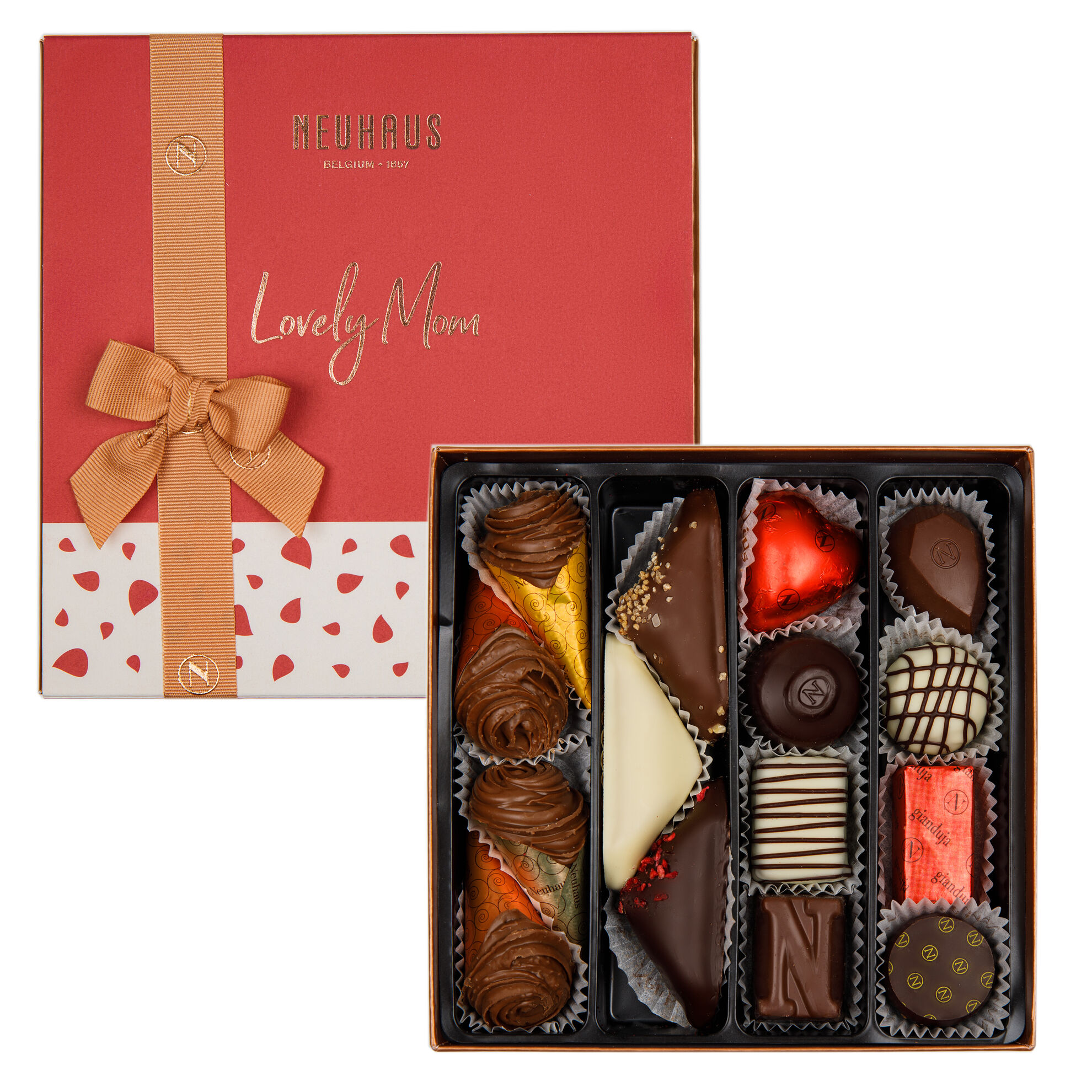 Luxury Mother's Day Chocolate Gift Basket image number 31