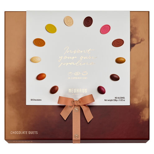 Chocolate Duets Tafeldoos image number 11