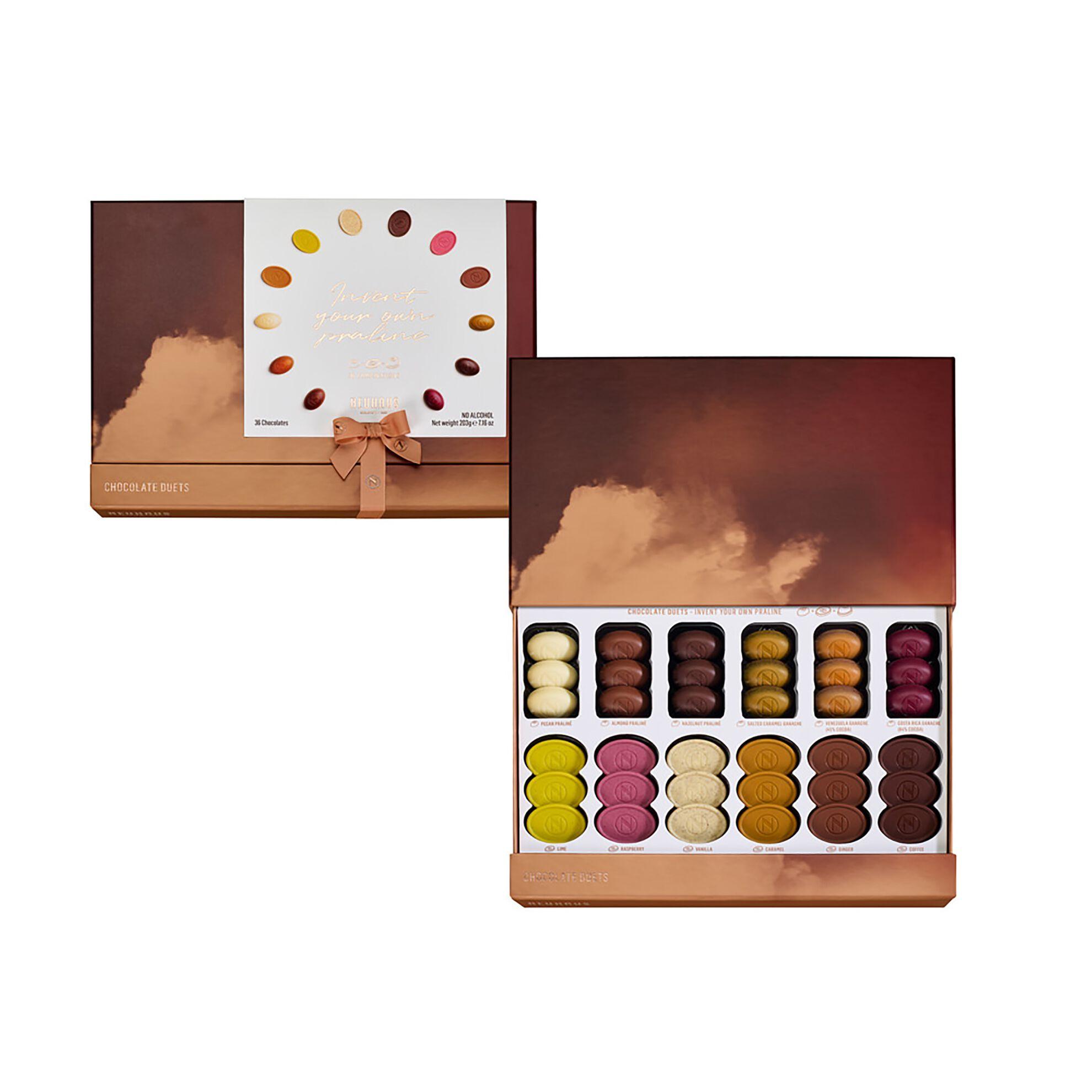 Chocolate Duets Schuifdoos image number 01