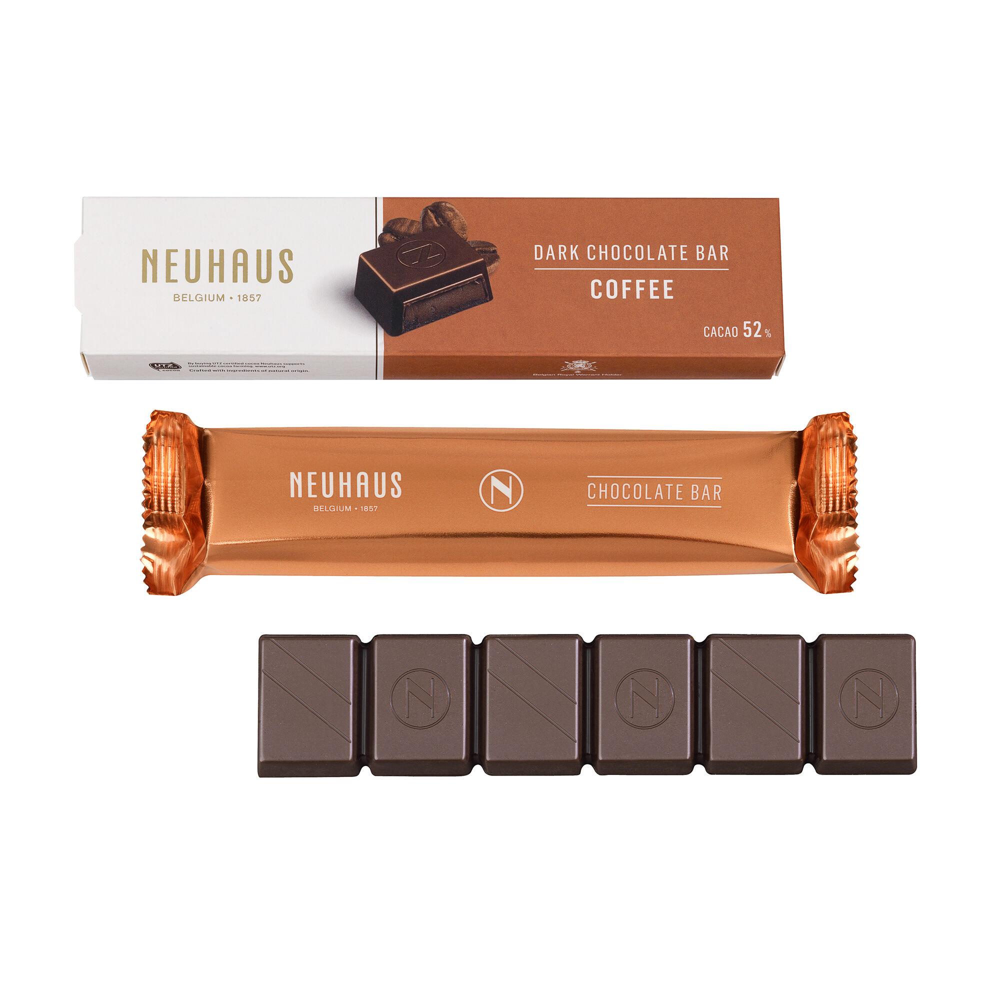 Dark Chocolate Bar - Coffee image number 01