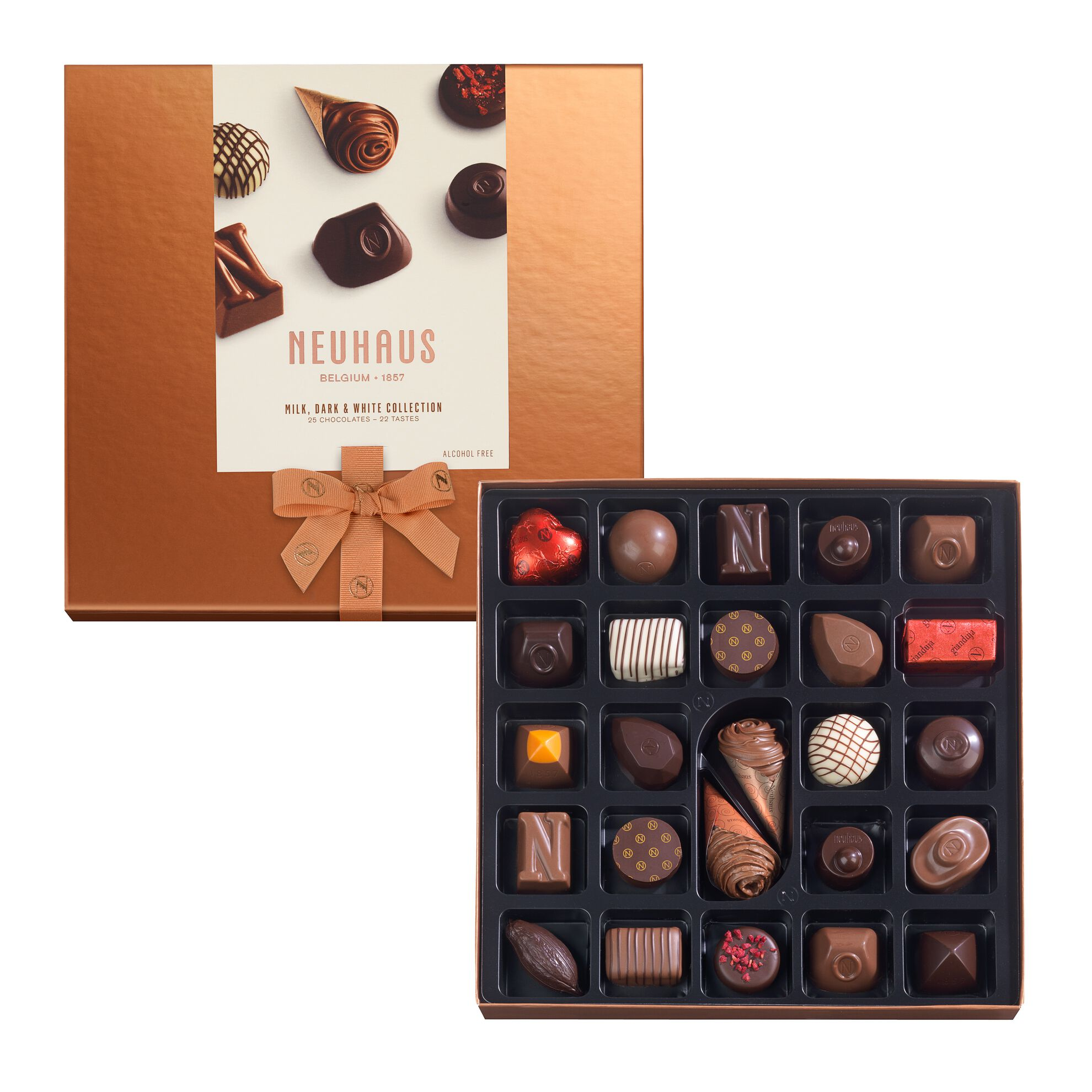 Neuhaus Discovery Collection 25 pcs image number 01