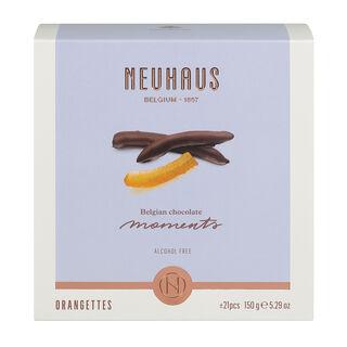 Belgian Chocolate Moments - Orangettes