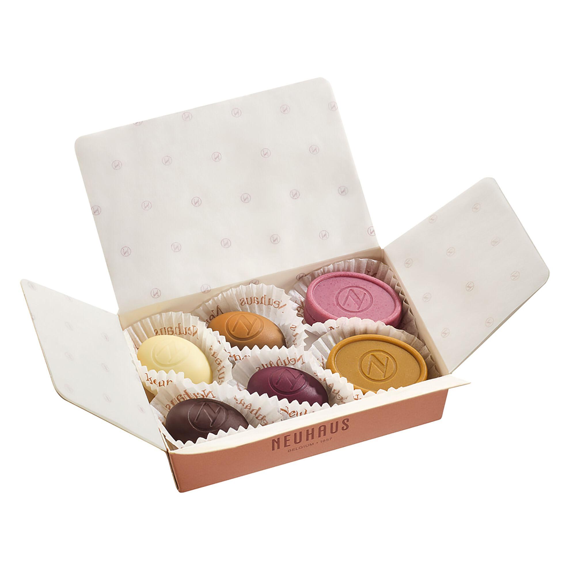 Chocolate Duets Mini Ballotin image number 01