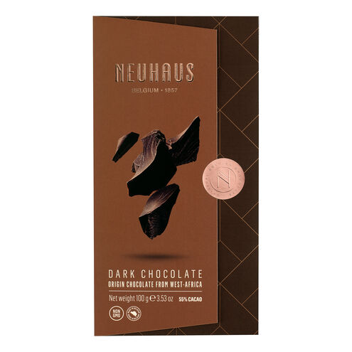 Tablet Dark 55% 100G (55% Cocoa) image number 11