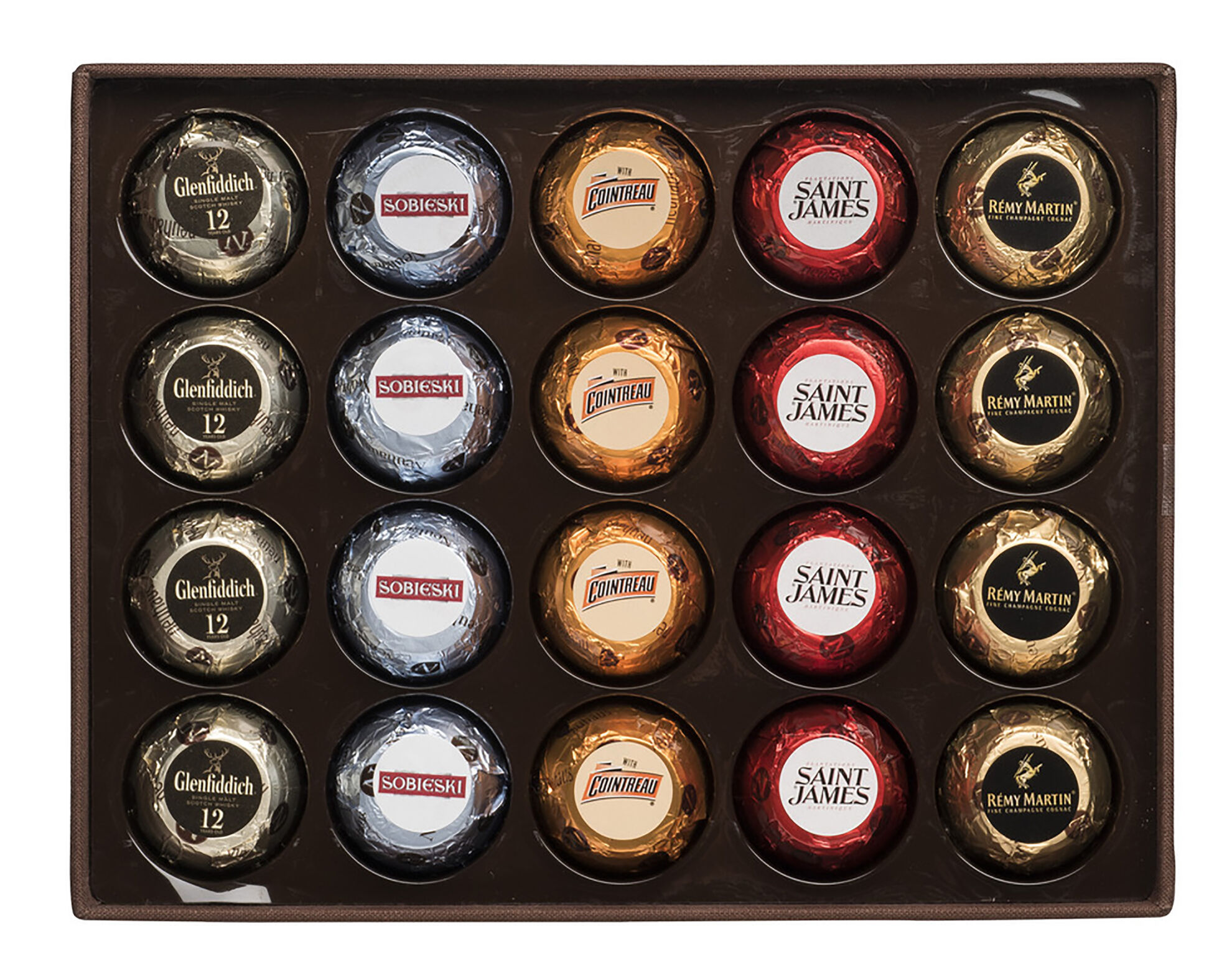Liquor Filled Chocolates 20 pcs image number 21