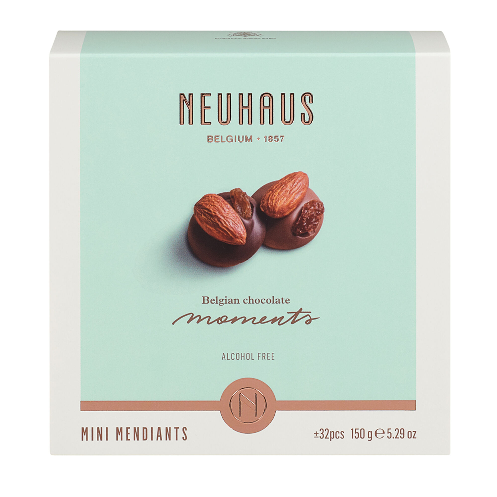 Belgian Chocolate Moments - Mini Mendiants image number 01