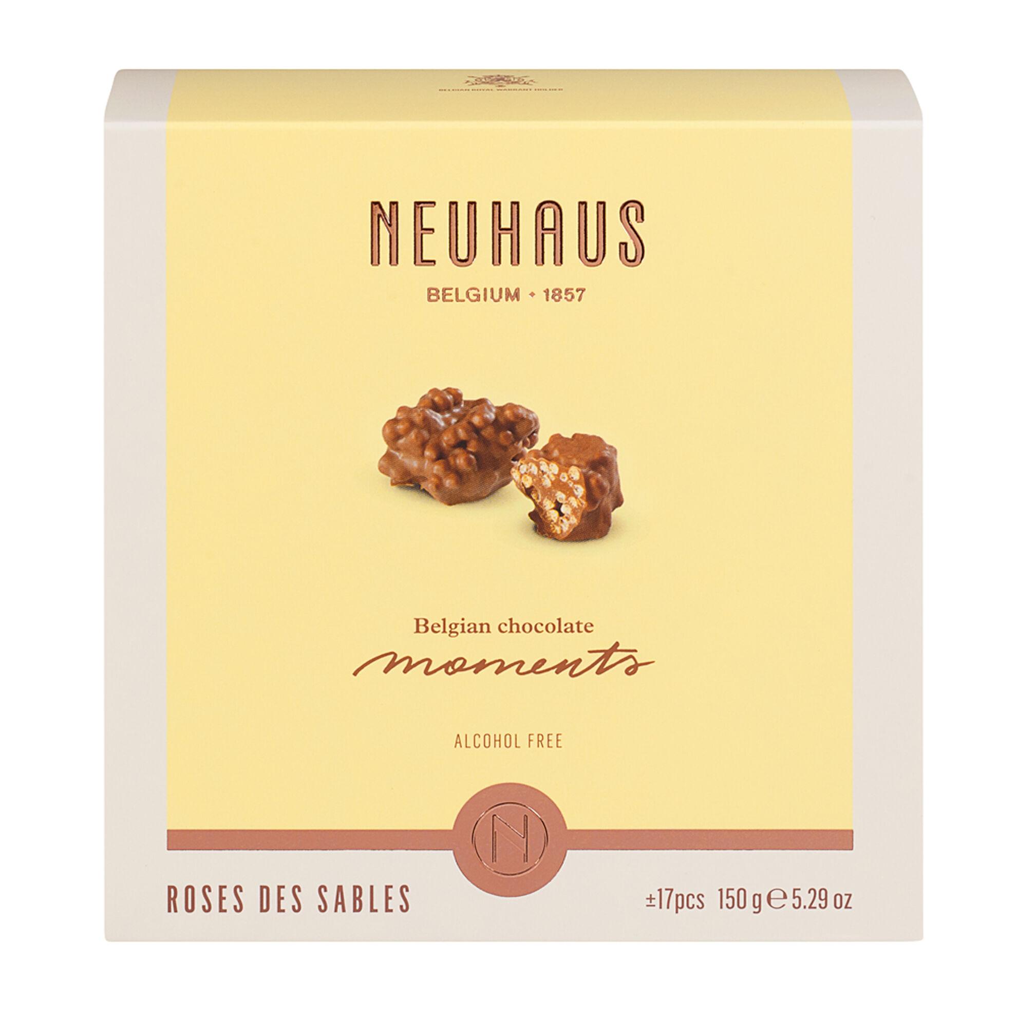 Belgian Chocolate Moments - Rose des Sables image number 01