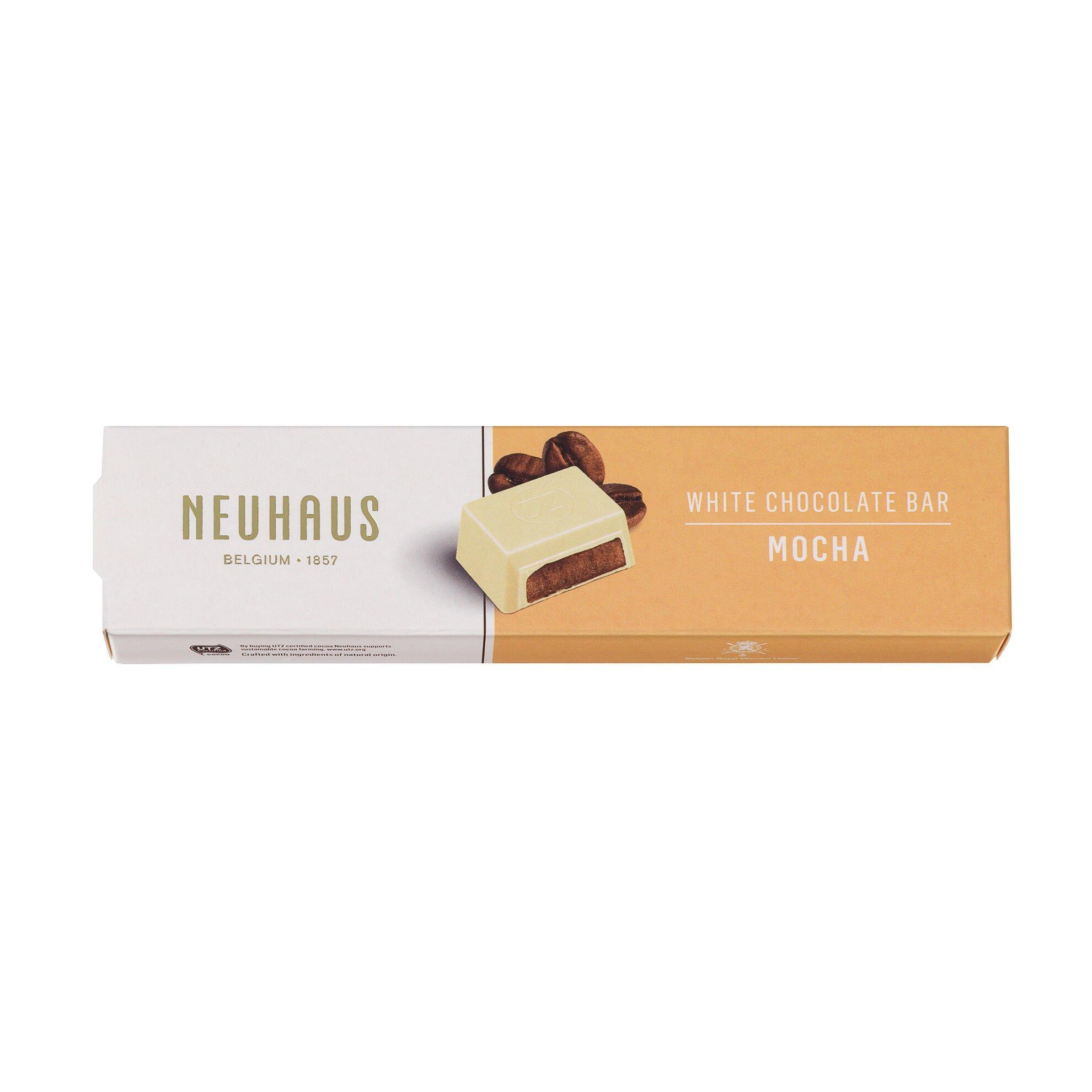 White Chocolate Bar - Mocha image number 11