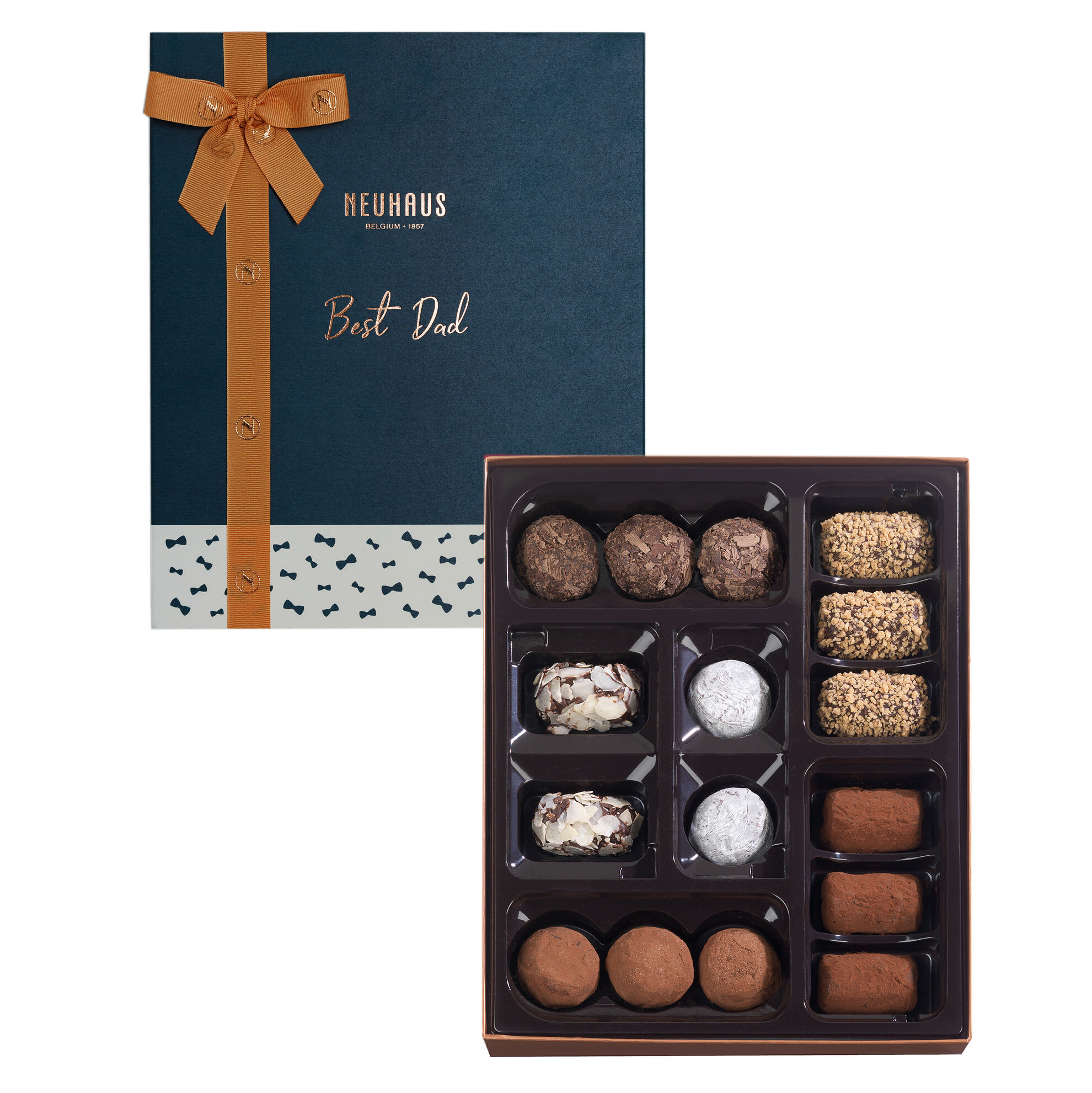 Best Dad Truffle Collection 16 pcs image number 01