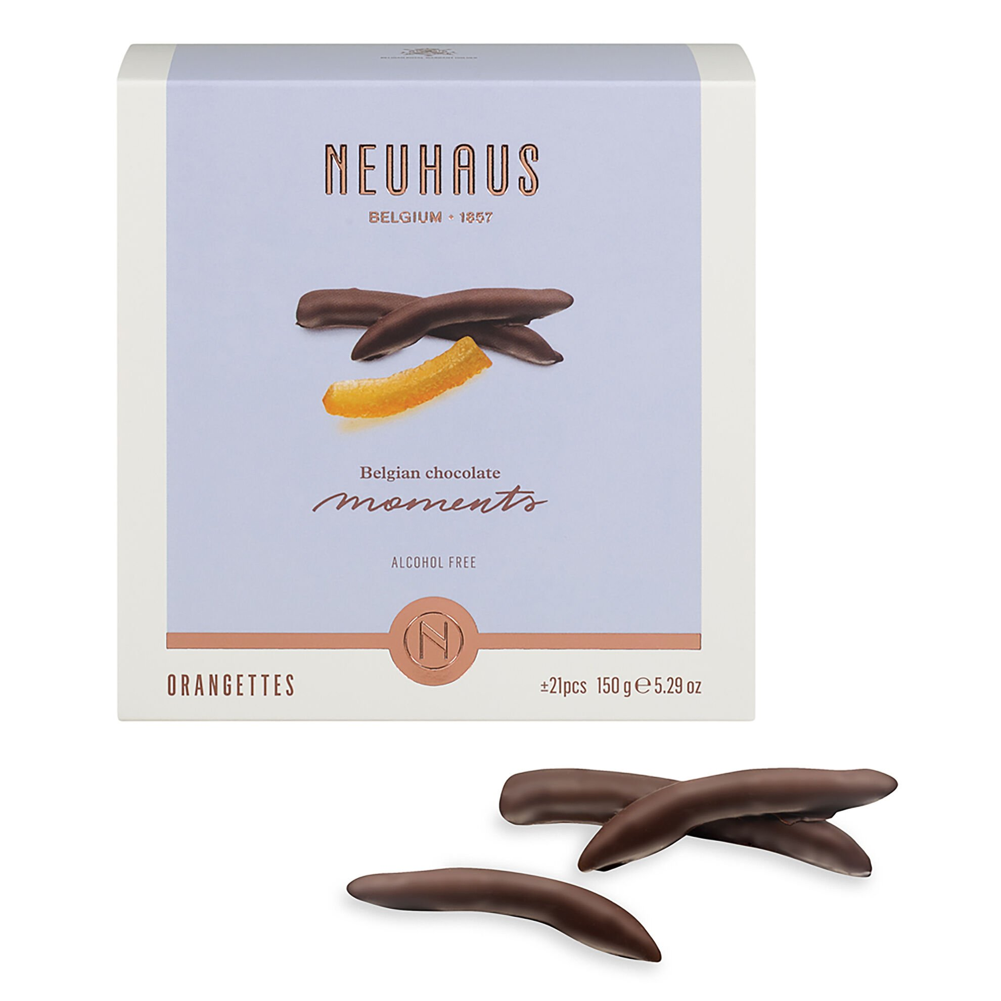 Belgian Chocolate Moments - Orangettes image number 11