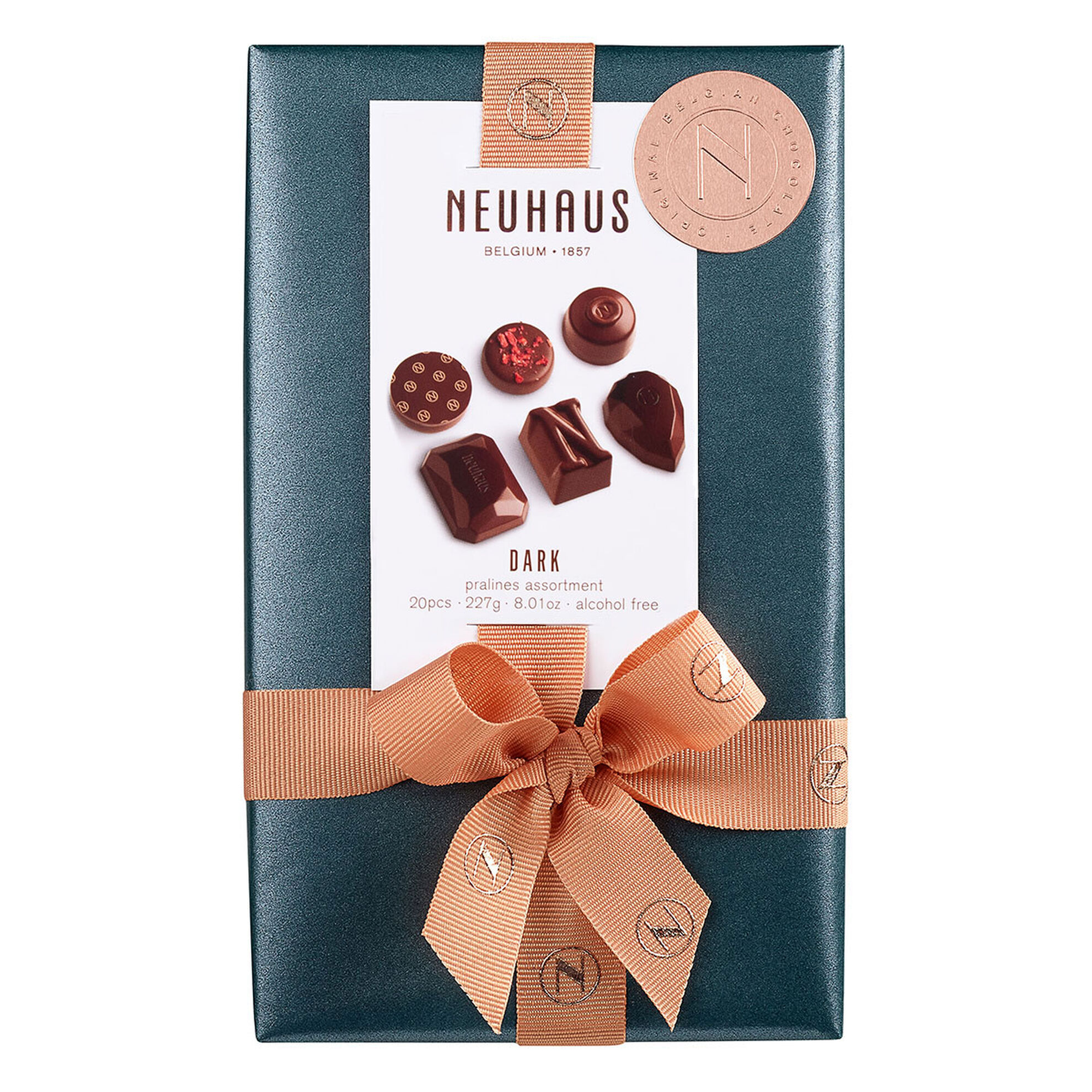 Neuhaus Dark Chocolate Ballotin 20 pcs image number 01
